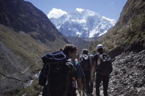High School Adventure Travel Peru
