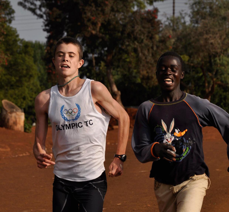 Kenya-Runners
