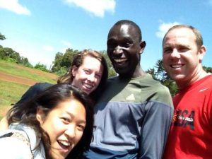 Kenya Running Camp