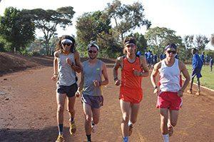 Running-Kenya