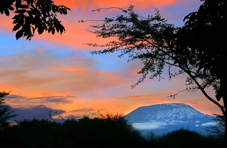 Sunrise-Kilimanjaro