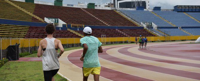 Tyler Andrews Quito Ecuador Track