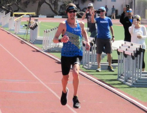 Race Report: Time To Fly 50K