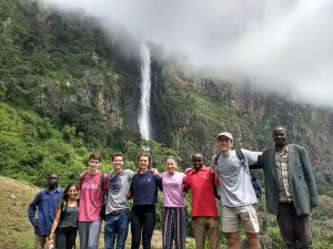 Iten and Waterfall Hike