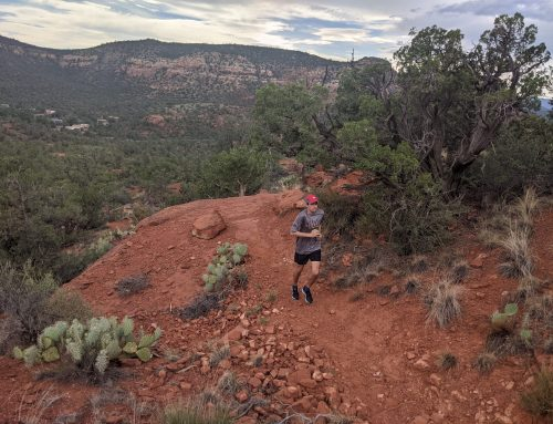 First Flagstaff Blog: Getting Our Feet Wet at Altitude